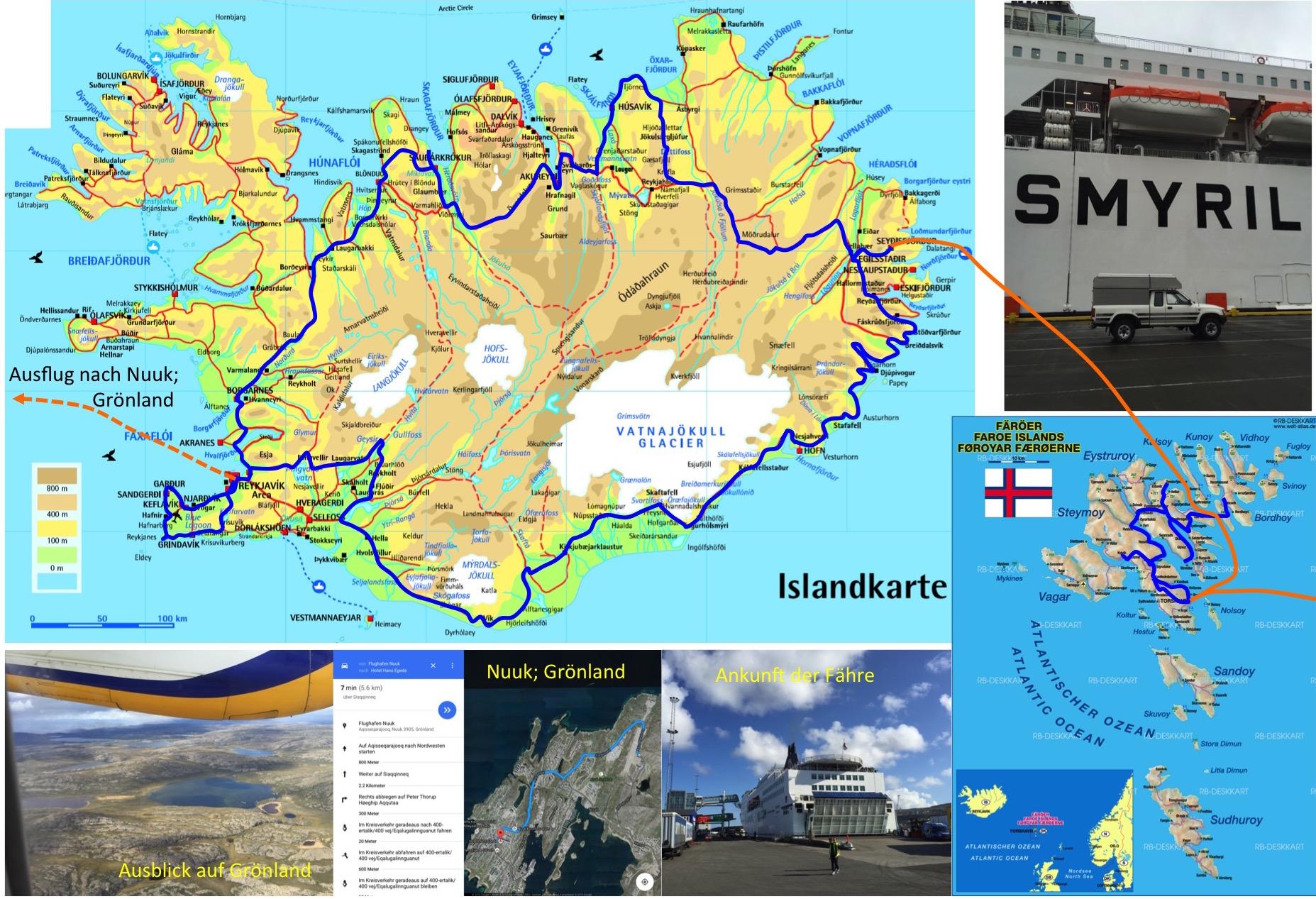 Ferien Island Internet